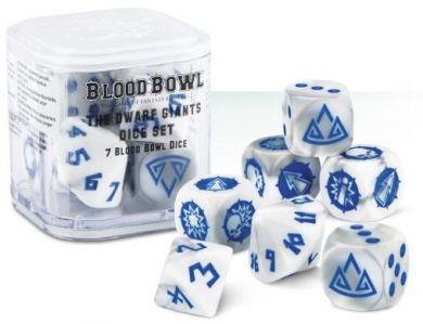 Blood Bowl: Dwarf Giants Dice Cube