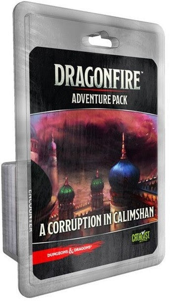 Dungeons & Dragons DragonFire Adventures a Corruption in Calisham