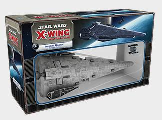 Star Wars: X-Wing: Imperial Raider Expansion Pack
