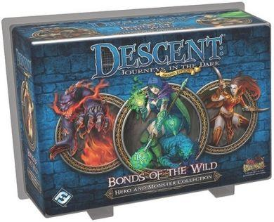 Descent: Journeys in the Dark (Second Edition) Bonds of the Wild