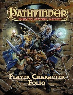 Pathfinder Player Character Folio ON SALE