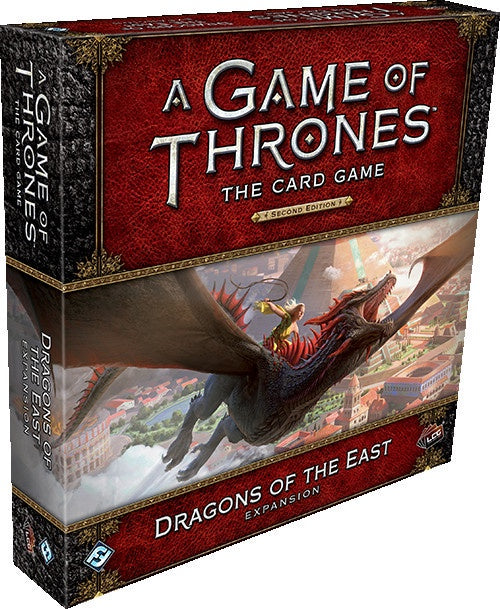 A Game of Thrones LCG - Dragon of the East Deluxe Expansion