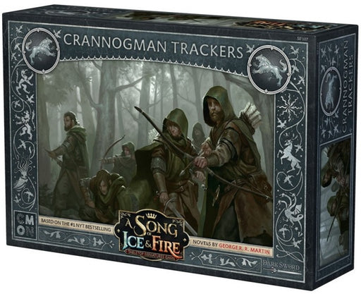 A Song of Ice and Fire TMG Crannogman Trackers