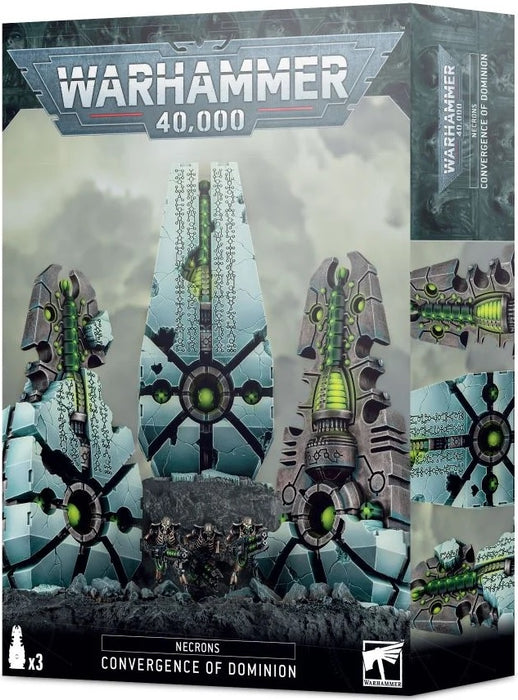 Warhammer 40K Necrons Convergence of Dominion 49-25