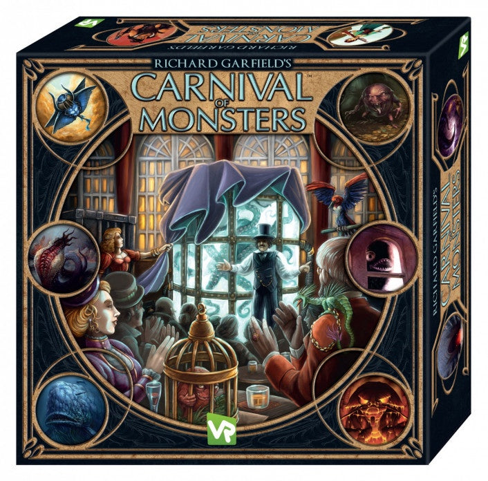 Richard Garfield's Carnival of Monsters Pre Order