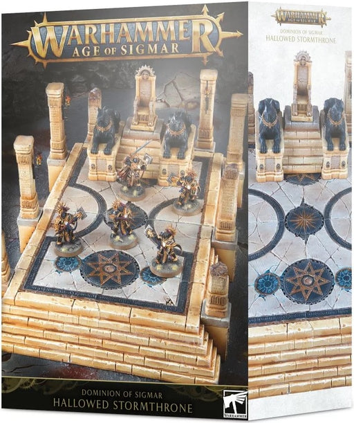 Age of Sigmar: Dominion of Sigmar Hallowed Stormthrone