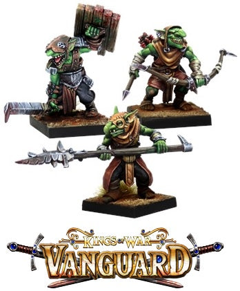 Kings of War Vanguard: Goblin Reinforcement Pack