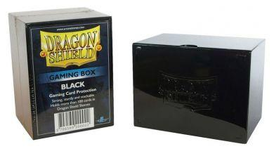 Dragon Shield Black Card Box