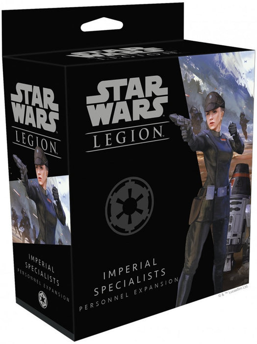 Star Wars Legion Imperial Specialists Personnel