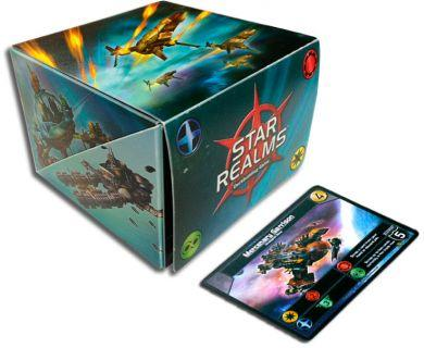 Star Realms: Deckbox - Flip Box