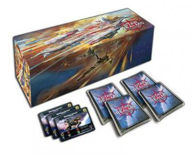 Star Realms: Deckbox 400ct with 224 Sleeves