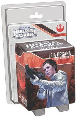 Star Wars: Imperial Assault Leia Organa Ally Pack