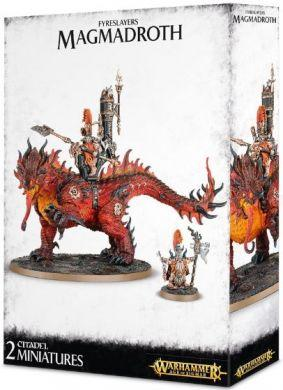 Fyreslayers Magmadroth Special Order