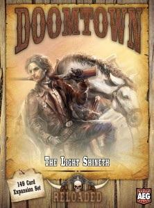 Doomtown: Reloaded  The Light Shineth ON SALE