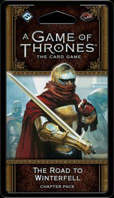 A Game of Thrones: The Card Game (Second Edition)  The Road to Winterfell