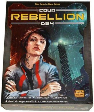 The Resistance: Coup Rebellion G54 ON SALE