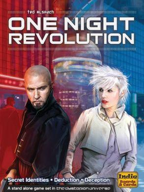 One Night Revolution ON SALE