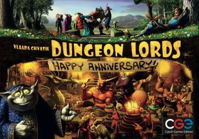 Dungeon Lords: Happy Anniversary ON SALE