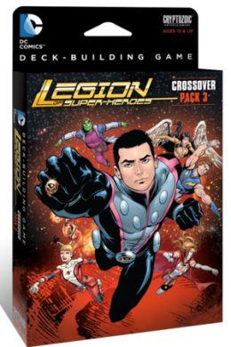 DC Comics Deck-Building Game: Crossover Pack 3  Legion of Super-Heroes