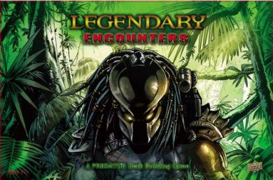 Legendary Encounters: A Predator Deck Building Game ON SALE