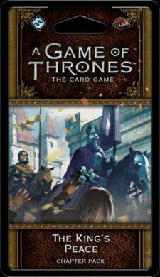 A Game of Thrones: The Card Game (Second Edition)  The King's Peace