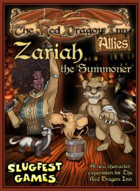 The Red Dragon Inn Allies  Zariah the Summoner