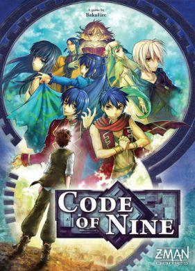 Code of Nine On Sale!
