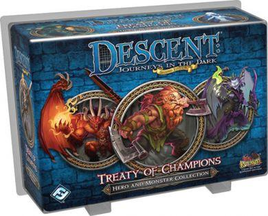 Descent: Journeys in the Dark (Second Edition)  Treaty of Champions