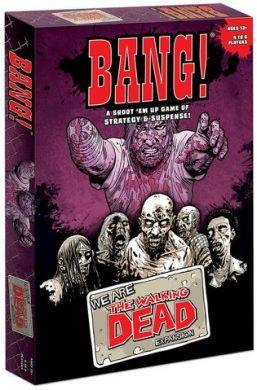 BANG!: The Walking Dead  We are the Walking Dead Expansion