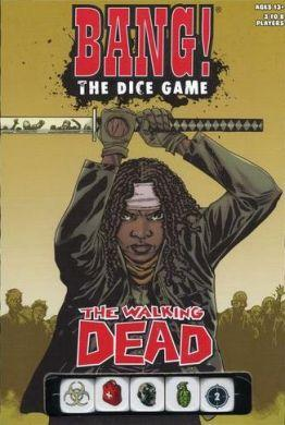 Bang! The Dice Game: The Walking Dead On Sale