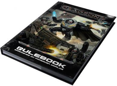 Deadzone 2nd Edition Rulebook