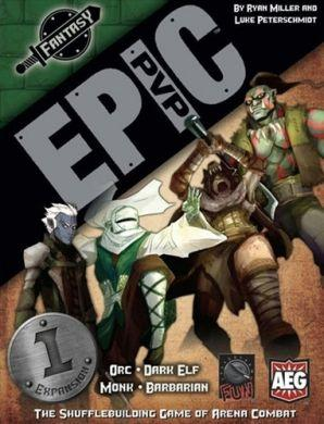 Epic PVP: Fantasy Expansion 1 ON SALE