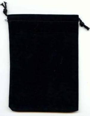 Chessex Small Dice Bag Black