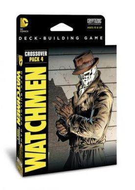 DC Comics Deck-Building Game: Crossover Pack 4  Watchmen ON SALE!