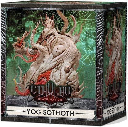Cthulhu Death May Die Yog Sothoth