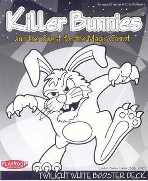 Killer Bunnies Twilight White Booster Deck