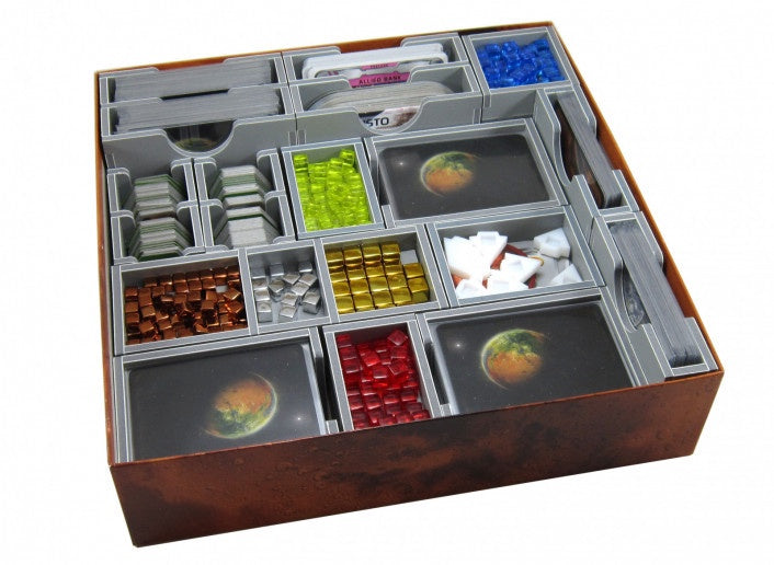 Folded Space Game Inserts - Terraforming Mars