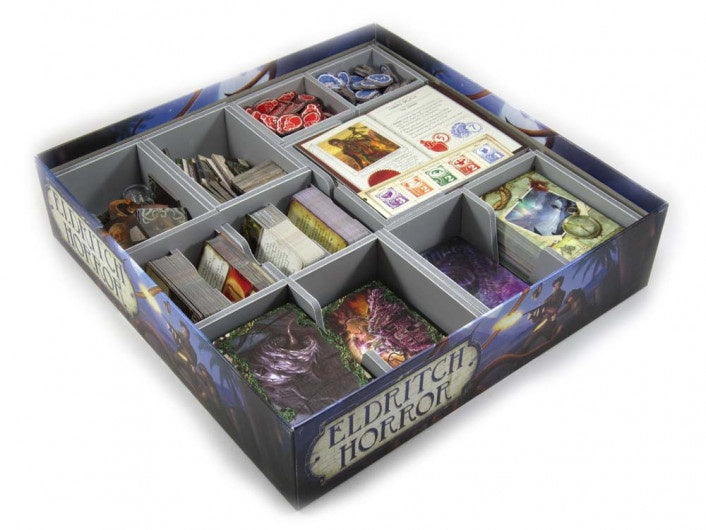 Folded Space Game Inserts  Eldritch Horror