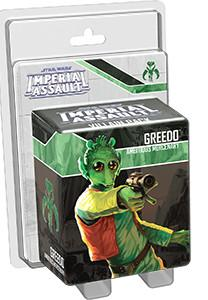 Star Wars: Imperial Assault  Greedo Villain Pack
