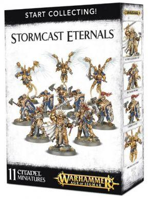 Warhammer: Age of Sigmar Start Collecting! Stormcast Eternals