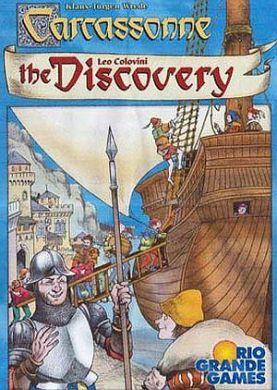 Carcassonne the Discovery