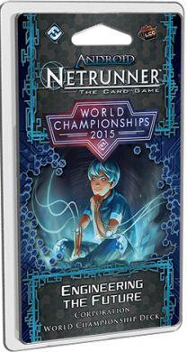 Android: Netrunner 2015 World Champion Corp Deck
