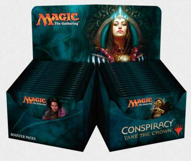 Magic the Gathering: Conspiracy Take the Crown Booster Box