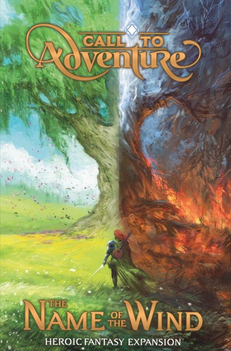 Call to Adventure The Name of the Wind Expansion