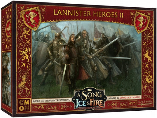 A Song of Ice and Fire TMG - Lannister Heroes 2