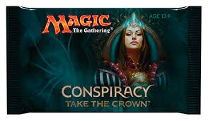 Magic the Gathering: Conspiracy Take the Crown Booster Pack