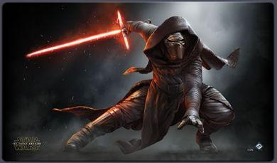 Star Wars: The Card Game - Kylo Ren Gaming Mat