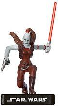 Star Wars Miniatures: 02 Aurra Sing, Jedi Hunter