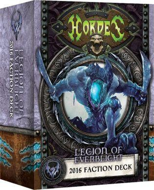 Hordes Legion of Everblight 2016 Faction Deck