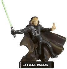 Star Wars Miniatures: 11 Luke Skywalker, Champion of the Force